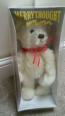 """Merry Thought Mohair Bear 15"""" Limited edition 107 of 750, New, boxed"""