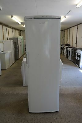 Hotpoint FZA81 180cm Tall Upright Frost Free Freestanding Freezer - White