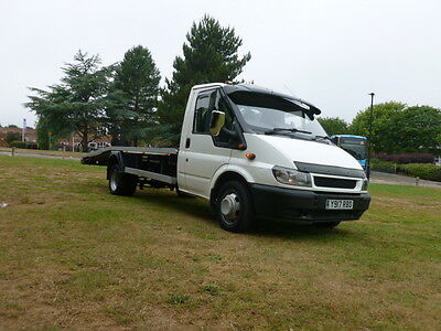 Ford Transit Recovery Truck 4250Kg 16Ft 6 Bed, 2300 Unladen