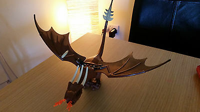 Genuine LEGO Hungarian Horntail Dragon (Harry Potter Minifigs 4767)