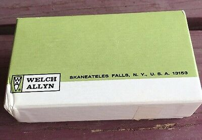 Welch Allyn 3.5V Halogen Fiber Optic Transilluminator 41100