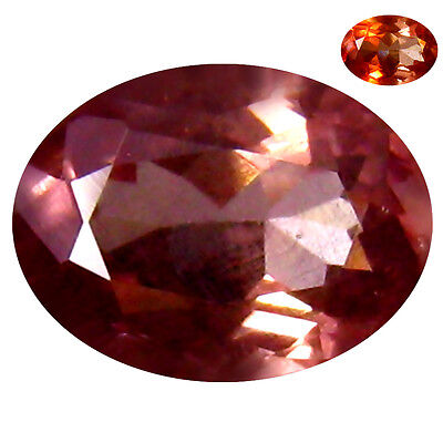 1.03 ct RARE NATURAL FROM EARTH MINED COLOR CHANGE MALAYA GARNET