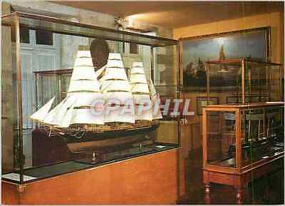 CPM Musee Naval Hotel de Cheusses Rochefort Salle 1870 1914