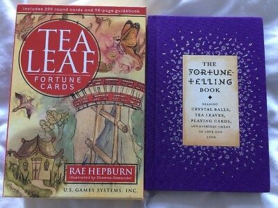Tea Leaf Fortune Cards & The Fortune Telling Book