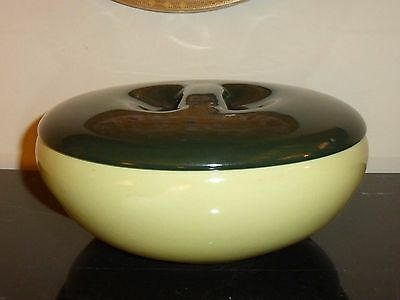 Russel Wright Iroquois Avocado Covered Casserole