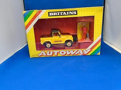 Britains  Autoway 9820 Land Rover Boxed