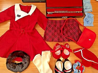 HUGE lot of American Girl clothing, accessories, musical instrument, etc!