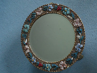 Gorgeous genuine 1930s BARBOLA bevelled glass WALL MIRROR