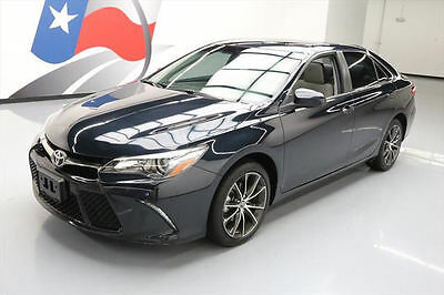 2015 Toyota Camry  2015 TOYOTA CAMRY XSE HTD LEATHER SUNROOF REAR CAM 27K #020936 Texas Direct Auto
