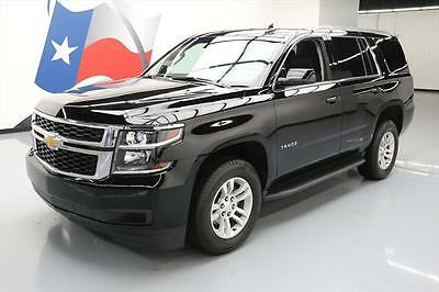2017 Chevrolet Tahoe LT Sport Utility 4-Door 2017 CHEVY TAHOE LT 4X4 8-PASS HTD LEATHER NAV 23K MI #135410 Texas Direct Auto