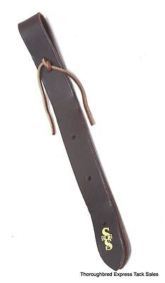 Smith's Latigo Leather OFF BILLET Strap Pony Size Western Horse Tack Equine