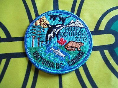 Canadian Scout badge/patch Pacific Explorers