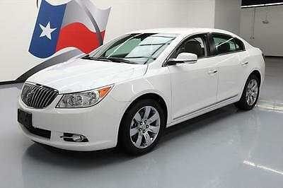 2013 Buick Lacrosse  2013 BUICK LACROSSE LEATHER HTD SEATS REAR CAM 8K MILES #246905 Texas Direct