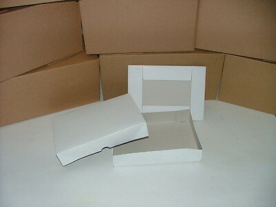 1,750 x A4 White Stationary Box and Lid