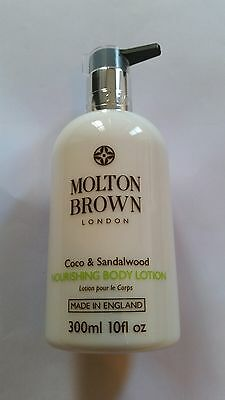 Molton Brown Body Lotion Coco & Sandalwood 300ml