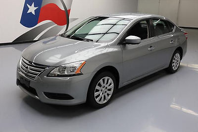 2014 Nissan Sentra  2014 NISSAN SENTRA SV AUTO CD AUDIO CRUISE CTRL 33K MI #255388 Texas Direct Auto