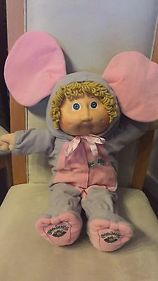 Cabbage Patch Kid Mouse Suit (suit Only)