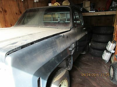 1978 Chevrolet Other Pickups  1978 chevy C/K10 4X4 pickup truck
