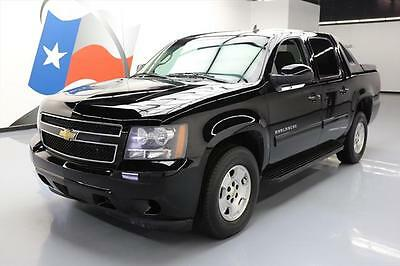 2010 Chevrolet Avalanche LS Crew Cab Pickup 4-Door 2010 CHEVY AVALANCHE LS CRUISE CTRL BLUETOOTH TOW 61K #273513 Texas Direct Auto