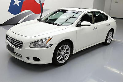2014 Nissan Maxima  2014 NISSAN MAXIMA 3.5 S AUTO SUNROOF BLUETOOTH 53K MI #444771 Texas Direct Auto