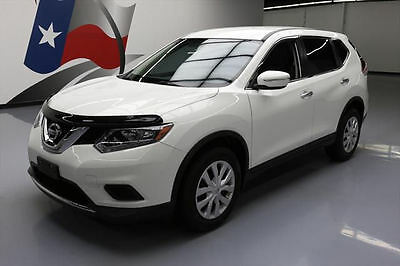 2015 Nissan Rogue  2015 NISSAN ROGUE S REAR CAM BLUETOOTH CRUISE CTRL 21K #846836 Texas Direct Auto