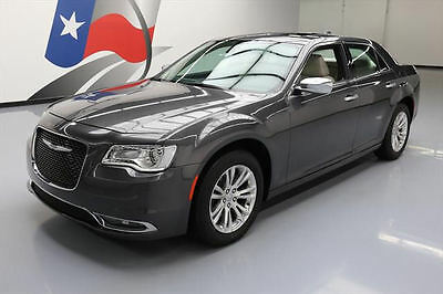 2016 Chrysler 300 Series  2016 CHRYSLER 300 C CLIMATE SEATS PANO ROOF NAV 11K MI #359258 Texas Direct Auto