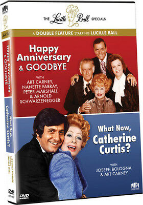 Lucille Ball - The Lucille Ball Specials: Happy Anniversary & Goodbye / What Now