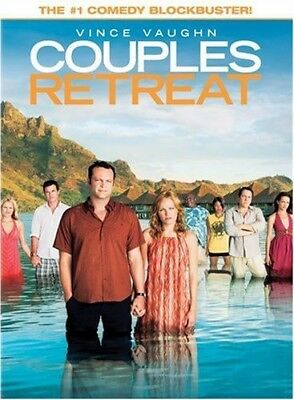 Couples Retreat [New DVD] Ac-3/Dolby Digital, Dolby, Dubbed, Digital Video Ser
