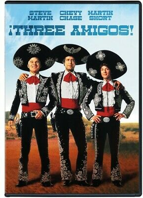 Three Amigos (1986) [New DVD] Repackaged, Widescreen