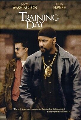 Training Day [New DVD] Ac-3/Dolby Digital, Amaray Case, Dolby, Dubbed, Repacka