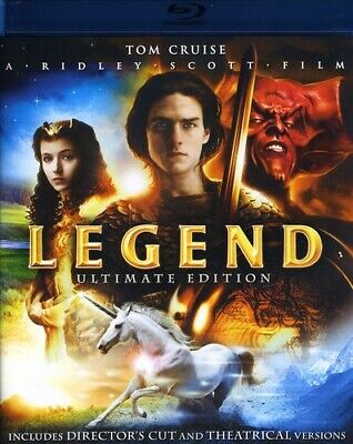 Legend [New Blu-ray] Rated , Subtitled, Unrated, Widescreen