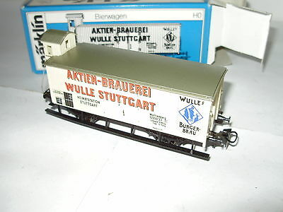 Marklin 4678 Beer wagon. Excellent used. HO. Boxed. Excellent cond. 3 rail AC.