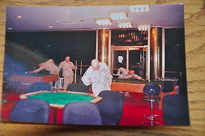 Iraqi Freedom OIF 1st Armored Photograph 3 x 5 Pool & Recreation at the Sheraton