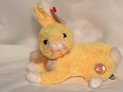 TY Beanie Baby - BUTTERCREAM the Rabbit - Pristine with Mint Tags - RETIRED