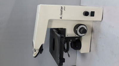 microscope carl zeiss aksiostar plus Broken
