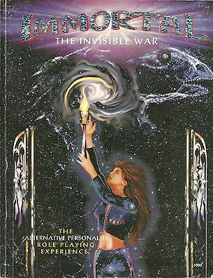Immortal: The Invisible War (An Alternative Personality Role-Playing Experience)