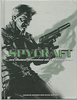 Spycraft: D20 System Espionage Role-Playing Game