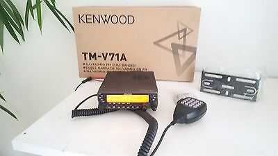 Kenwood TM-V71A VHF/UHF High Power Dual Band Transceiver C MY OTHER HAM RADIO