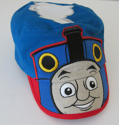 THOMAS & FRIENDS Toddler Cap Hat THOMAS THE TANK Blue Embroidered NWOT