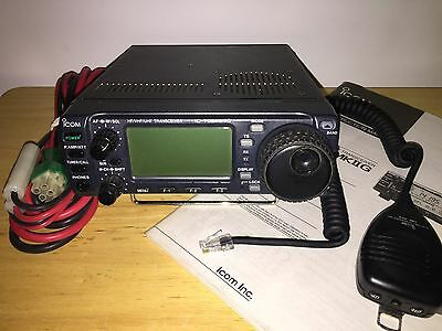 Icom Ic-706Mkiig Hf/ Vhf/ Uhf Transceiver (( Loaded)) ** Late Serial Number**