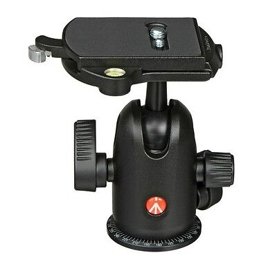 Manfrotto 498RC4 Ball Head W/ Quick Release - Replaces 488RC4 - Brand New!