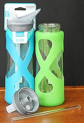 Camelbak Glass Straws ……. MADE BY DHARMA GLASS …. LIFE TIME GUARANTEE