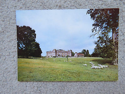 Leominster Croft Castle real photo Postcard