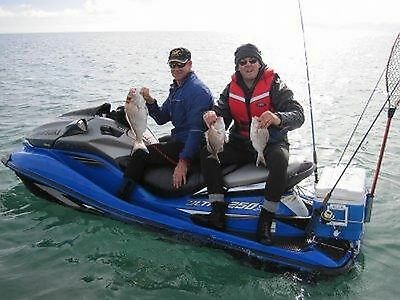 Unique Jetski Water Scooter  Fishing Rod & Reel The Only Jetski Rod To Consider
