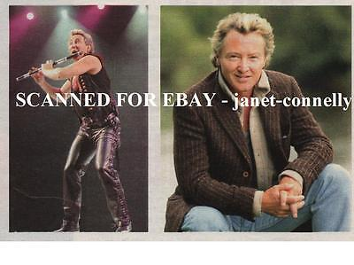 MICHAEL FLATLEY ~ DAVID ESSEX ~ DAWN FRENCH ~ My Weekly Mag (22 April 2006)