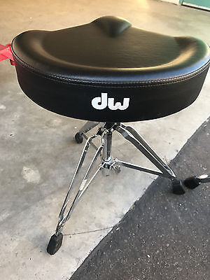 Dw Drum Motorcycle Drum Throne Seat Chair