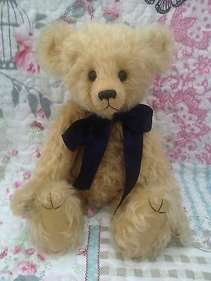 Charlie Bears  Logan  2007 Mohair Collection Bear Limited Edition Of Only 100