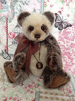 Charlie Bears Chrissie Retired 2009 Bear Excellent Condition