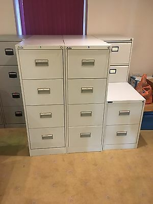 used 4 drawer metal filing cabinet in excellent condition 10 available