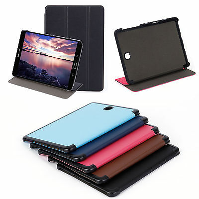 """Housse Etui protection slim Pour Samsung Galaxy Tab S3 S2 9.7"""" 8.0 Support"""
